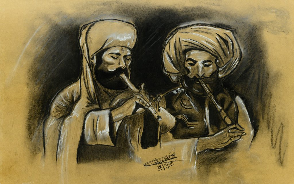 ?The melody of Balochistan ?