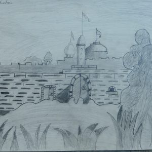 famous fort of balochistan