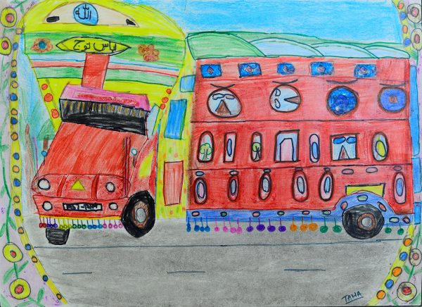 Balochi Truck