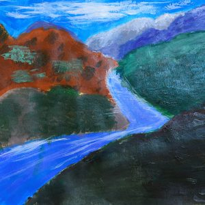 Enchanting ravine