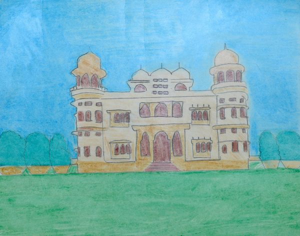 It is about mohatta palace
